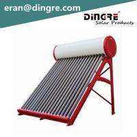 Buy cheap Solar water heater price We are solar geyser China manufacturer Q5 product