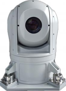 Quality 1920×1080 And 2-axis 2-frame , Standard Interface JHP103-M145C EO/IR Gimbal for Unmanned Ship for sale