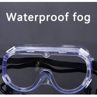 Quality Clear Protective Eyewear Medical Anti Droplet Eye Safety Goggles for sale