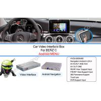 Buy Android 4.4 Mercedes Benz Navigation System For NTG4.5 / Google Map / Google at wholesale prices