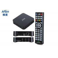 Quality Android 4.2 TV BOX GBOX Midnight MX2 XBMC TV BOX Dual Core MX Android Smart TV BOX for sale