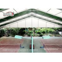 Buy cheap High Strength Aluminum Sport Event Tents for Outdoor Tennis Game Transparent from wholesalers