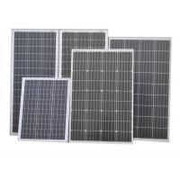 Quality 320W Black TPT High Efficiency PV Panels With IP67 Waterproof Junction Box for sale