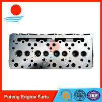 Buy KUBOTA V2203 cylinder head 19077-03048 16429-03040 for WR460 KX155-5 KX161-3S S25A-Pivot Dump Crawler Carrier at wholesale prices