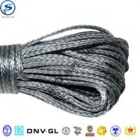 Buy cheap UHMWPE 4x4 offroad synthetic winch rope auto parts from wholesalers