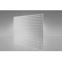 China Transparent Plexiglass Acrylic LED Light Diffuser Panels 1mm To 5mm Thickness on sale