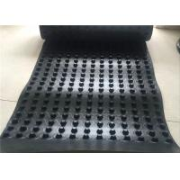 Quality 10mm dimple hdpe plastic drainage board Drainage board/Dimple drainage board/Cellular drainage board for sale