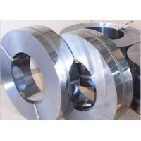 Quality 304 Stainless Steel Hardened Steel Strips For Phamaceuticals / Fiber Industry for sale