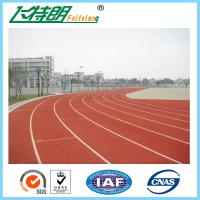Quality Colorful Epdm Plastic Jogging Track Material All Weather Track Epdm Granules for sale