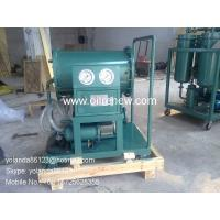 Quality Dirty Fuel|Diesel oil|Gasoline Light Oil Purifier, Oil Purifying Machine TYB for sale