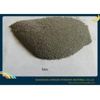 Buy cheap 40 ~ 325 Mesh Electrolytic Manganese Metal Powder For Welding Material product