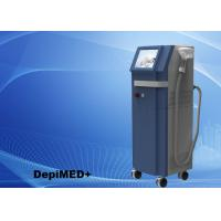 Quality Multifunction Beauty 808nm Diode Laser Hair Removal Machine , Body / Face / Leg Hair Removal Machine for sale
