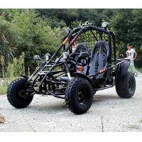 Buy cheap Air Cooled Two Seater Go Kart Electric Start Chain Drive 150cc Large Size from wholesalers