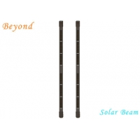 Quality Solar-Powered 8-beam Active Wireless Infrared Beam Detector for Windows for sale