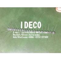 Quality Stainless Steel Bird Spikes on PC Base, Pigeon Deterrent Spikes, Neddle Strips Bird/Sparrows Control for sale
