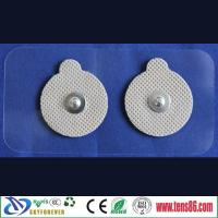 China high biocompatible hydrogel tens electrode pads on sale