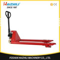Quality Wholesale pallet jack high quality hydraulic pump 3.5 ton DF hand pallet truck for sales for sale