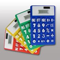 Buy cheap Silicon Calculator from wholesalers