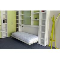 Quality Single Fold Away Wall Bed Multifunctional Horizontal Wall Bed With Table for sale