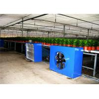 Quality High Durability Greenhouse Heating System Solar Fan / Air Blower Automatic Control for sale