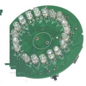 China Assembled LED PCB Assembly Electronics PCBA Assembly Iron Alloy on sale