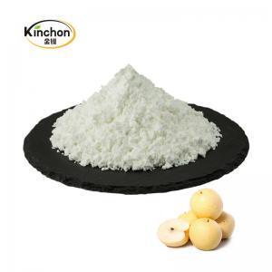 China Natural Pear Powder 100% Purity Organic Fruit Juice Powder Healthy 40-120 Mesh on sale