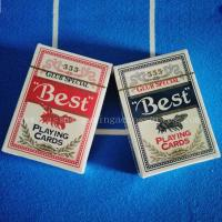 Buy cheap Best 555 Poker Playing Card Best Quality Custom Playing Card Game Cards For Home from wholesalers