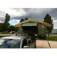 Quality Aluminum Pole 4 Man Roof Top Tent , Kukenam Truck Mounted Tent Anti UV for sale