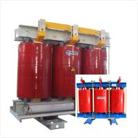 Quality Two Winding AN Air Cooled Transformer Low Noise 6.6 KV - 1000kVA Fireproof for sale
