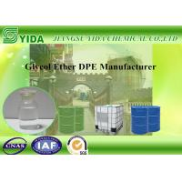 Buy cheap Flammable Liquid Propylene Glycol Ethyl Ether Cas Number 52125-53-8 Eco-friendly product
