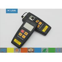 Quality MINI Pocket Size Optical Power Meter Fiber Optic Tester For Test Lab Of Optical Fibers for sale