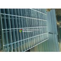 Buy Metal Step Steel Stair Treads Grating Thinkness 3mm -10mm No Nosing Type at wholesale prices