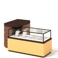 China Retail Shop Display Counter Cabinet for jewelry on sale