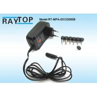 Quality Usb 5v 1a Universal Ac / Dc 3- 12v Power Adapter 2500ma Short Circuit Protection for sale