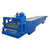 China Automatic Cr12 Roll Shutter Door Forming Machine with High Productivity for stainless steel sheet on sale
