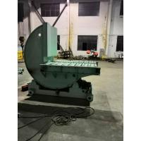Quality Mechanical Transmission Turnover Press Machine / Steel Coil Upender 5 Tons for sale