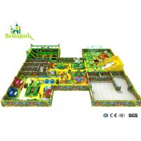 Quality Shopping Mall Kids Indoor Playground With Amusement Equipment & Environmental for sale