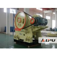 Quality High Capacity Primary Mine Crushing Equipment Jaw Crusher For Ores / Rocks for sale