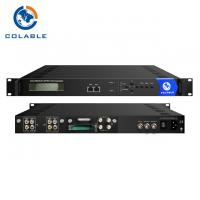 Buy cheap Satellite Integrated Receiver Decoder RF To AV Converter IRD With 2 CAM / CI from wholesalers