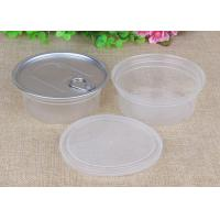 Buy cheap Fold Airtight PP Cap Canisters Plastic Sauce Bottles For Beverage from wholesalers