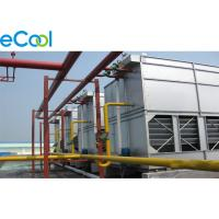 Buy cheap Air Cooled Evaporative Air Cooled Condenser , Cold Storage Parts 380V 50HZ from wholesalers