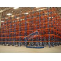 Quality High Strength Steel Warehouse Pallet Racks Heavy Duty Pallet Racking System for sale