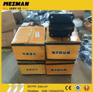 Quality SDLG orginal filter QF60M33G-1, 4110000507, sdlg spare parts  for wheel loader LG956L for sale