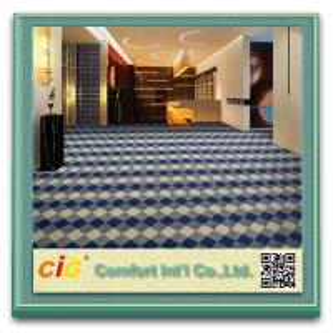 Quality Decoration Punch Carpet For Carpet Fabric , Wedding Decoration Home Decoration for sale