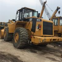 Quality Used Caterpillar 980G Wheel  Loader 30T weight 3406DITA engine with Original Paint for sale