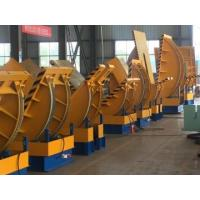 Quality Mechanical Turn Over Machine , Stainless Steel SUS201 Mold Upender for sale