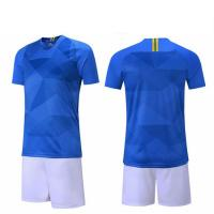 Buy Custom School Football Soccer Uniforms Soccer Jersey Set Uniforms at wholesale prices