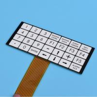 Buy cheap Electronic Rigid Flexible Printed Circuit Board RoHS With Silk Screen Printed from wholesalers
