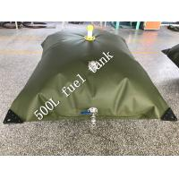 Hot sale Custom 500L fuel tank  diesel fuel bag oil storage tank