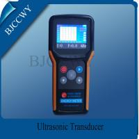 Quality Hand Hold Ultrasonic Cleaning Machine , Ultrasonic Sound Pressure Meter for sale